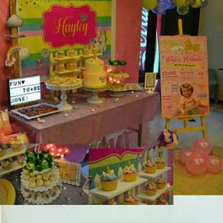 For rent: dessert trays/cake stands