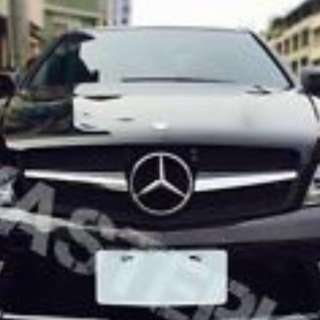 Mercedes w204 grille for Sale$