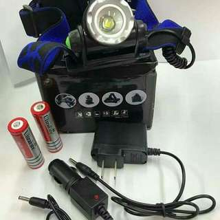 Headlamp (camping ,hiking ,biking ,mountain climbing)