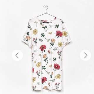 Oversized Shirt Berskha