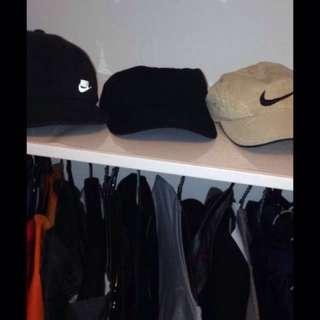 Nike Hats•$5-$7EA
