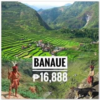 BANAUE BARKADA PACKAGE  - ORIGINATING FROM MANILA