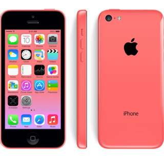 Pink 32G iPhone 5C