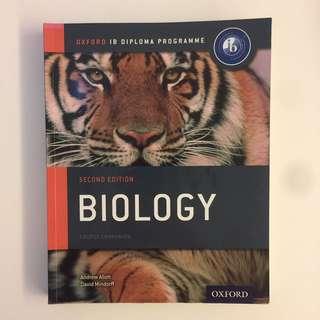 Biology oxford IB diploma