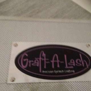 Eyelash Extensions Kit Graft A Lash