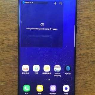 Samsung galaxy s8+ black
