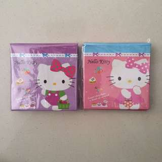 Hello Kitty Notepads (2 for 30)