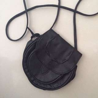 Mini Black Purse / Body Bag