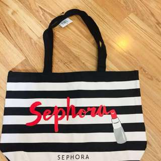 Sephora lipstick cloth eco bag from Canada! Bnew