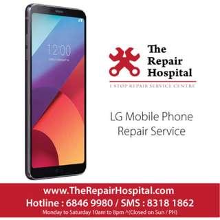 LG Mobile Phone Repair Service
