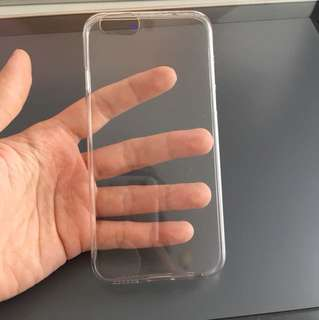 Casing iphone 5 clear