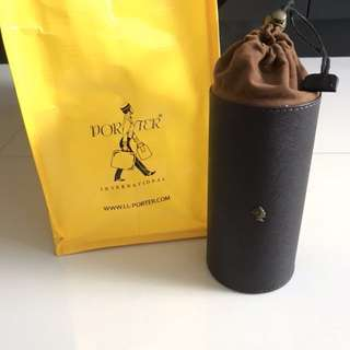Porter International Leather Case (Brand New)