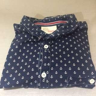 Short-Sleeve Polo (Bench)