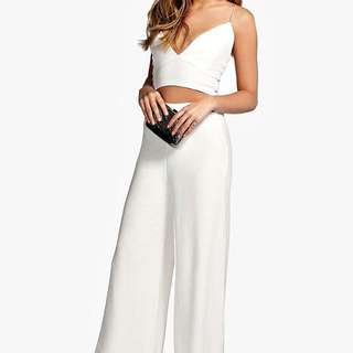 Bralet And Trouser Co-Ord