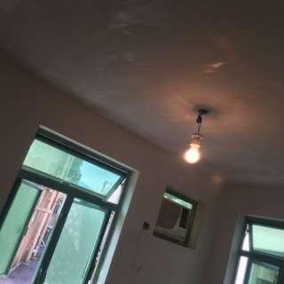 全屋翻新油乳膠漆或剷低批灰 歡迎查詢