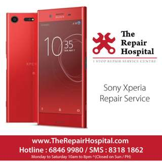 Sony Xperia Mobile Repair Service