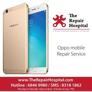 Oppo Mobile Phone Repair Service