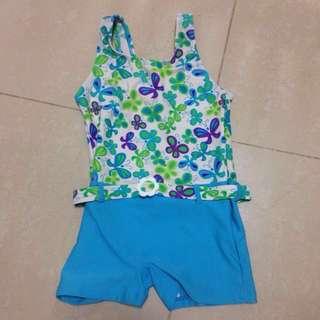 Girl Swim Suit