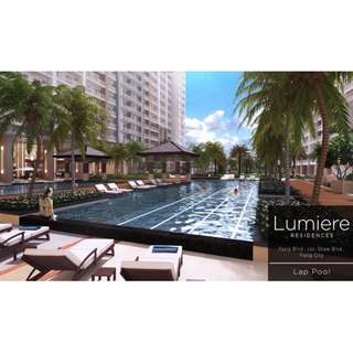 Lumiere Residence 3br 83.5sqm corner Condo in Pasig BLVD nr Capitol Commons mandaluyong makati flair towers light residences sheridan towers boni station soho central one shang rent to own