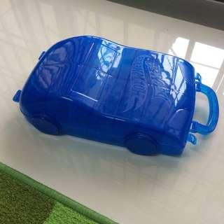 Mattel's hot wheels case