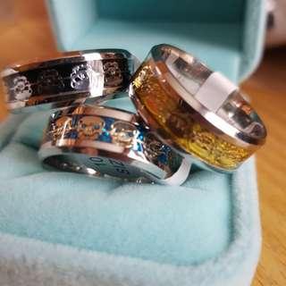 s Stainless Steel Skull Ring (IN STOCK NOW)