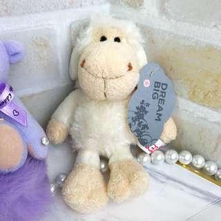 🚚 全新 小羊 寶寶陪睡 玩偶