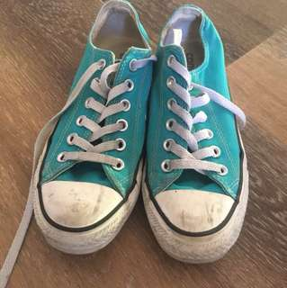 Converse Shoes [blue]