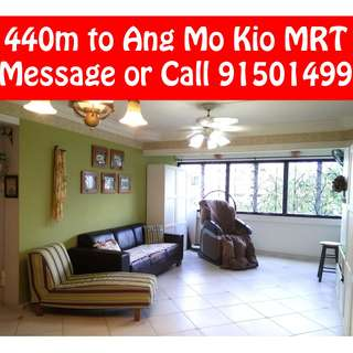 Blk 431 Ang Mo Kio Ave 10 HDB for RENT