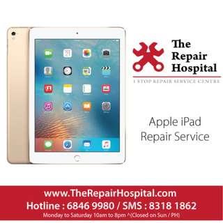 iPad Repair Service All Models