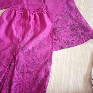 Baju kurung moden girl