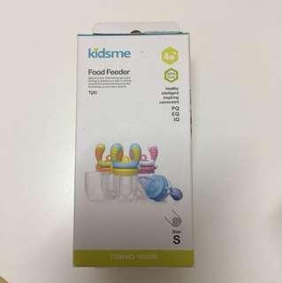 Kidsme Food Feeder 1pc Size:S