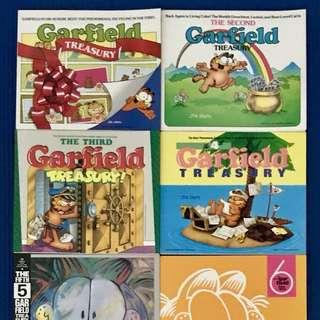 10 Garfield Treasury Compilations