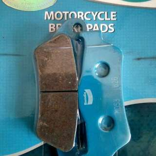 Bendix Brake Pad MD46 (Kawasaki Wind 125)