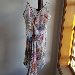 Zimmermann silk floral top