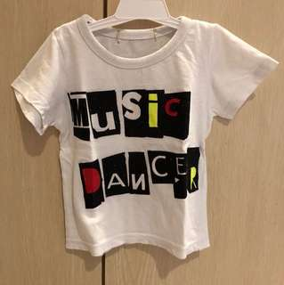 Music dancer Tshirt