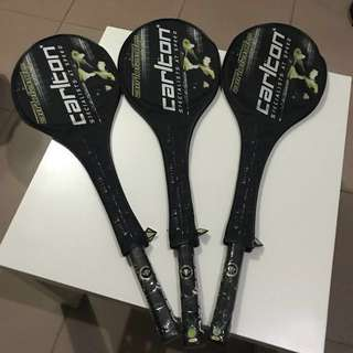 REPRICED LIMITED TIME ONLY! CARLTON Airblade Badminton Racket