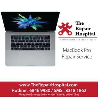 MacBook Pro Repair Service