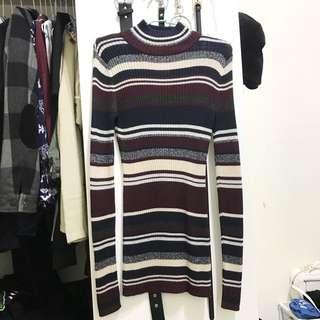 H&M針織洋裝