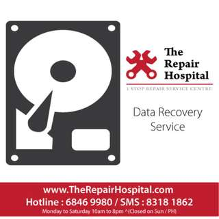 Recover Lost or Deleted Data