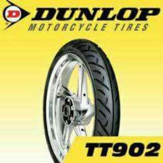 Dunlop Tire TT902 TL  80/80-17