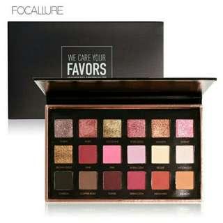 Focallure 18 colors eyeshadow