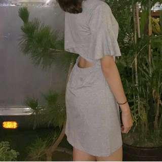 歐美 開洞 性感 洋裝#手滑買太多