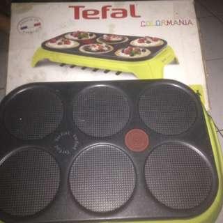 Tefal pancake/pie cook pan