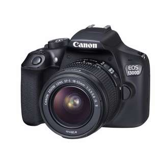 Canon 1300D EOS Digital SLR Camera + Canon 18-55mm EF-S f3.5-5.6 III Lens kit Brand New