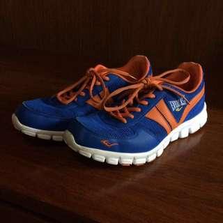 Everlast - Blue/Orange Rubber Shoes