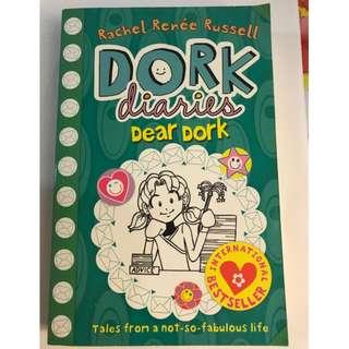 Dear Dork Dork Diaries