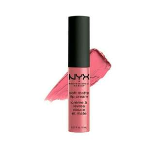 NYX Professional Make Up Soft Matte Lip Cream (Milan-11)