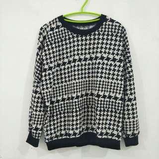 Sweater stripe-bdg