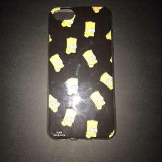 Simpson's iPhone 7 cases