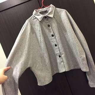 飛鼠袖襯衫